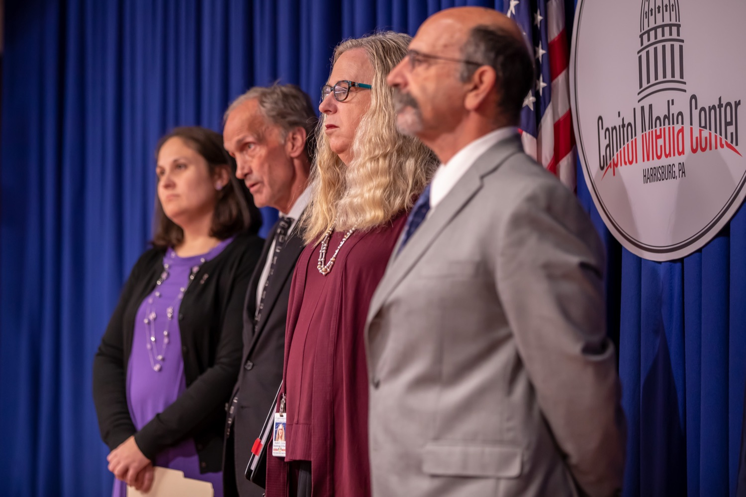 "<a href=""http://filesource.abacast.com/commonwealthofpa/photo/17415_DOH_RXGuidlines_AG_11.jpg"" target=""_blank"">⇣ Download Photo<br></a>Harrisburg, PA.  Wolf Administration officials today joined health care providers to announce the latest updated prescribing guideline, Treating Pain in Patients with OUD, as part of the second Stop Overdoses in PA: Get Help Now Week, a statewide initiative to get the overdose reversal medication naloxone to Pennsylvanians and get help for residents suffering from the disease of opioid use disorder (OUD).  September 18, 2019"