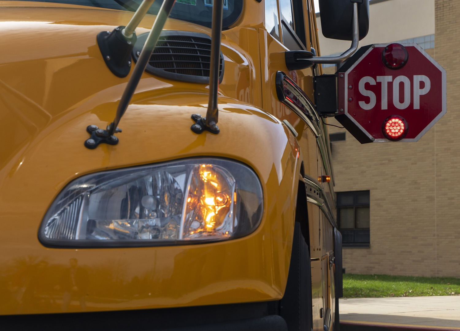 """<a href=""""http://filesource.abacast.com/commonwealthofpa/photo/17458_pdot_safeStop_0002.jpg"""" target=""""_blank"""">⇣Download Photo<br></a>Wolf Administration Stresses School Bus Safety, Announces Results of Enforcement Initiative"""