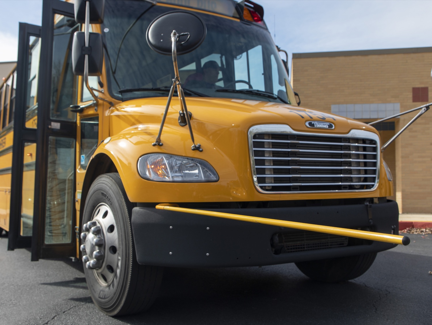 """<a href=""""http://filesource.abacast.com/commonwealthofpa/photo/17458_pdot_safeStop_0008.jpg"""" target=""""_blank"""">⇣Download Photo<br></a>Wolf Administration Stresses School Bus Safety, Announces Results of Enforcement Initiative"""