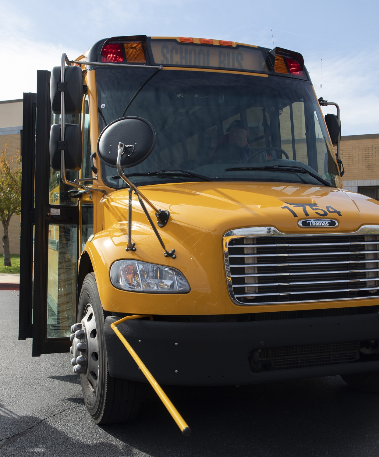 """<a href=""""http://filesource.abacast.com/commonwealthofpa/photo/17458_pdot_safeStop_0009.jpg"""" target=""""_blank"""">⇣Download Photo<br></a>Wolf Administration Stresses School Bus Safety, Announces Results of Enforcement Initiative"""