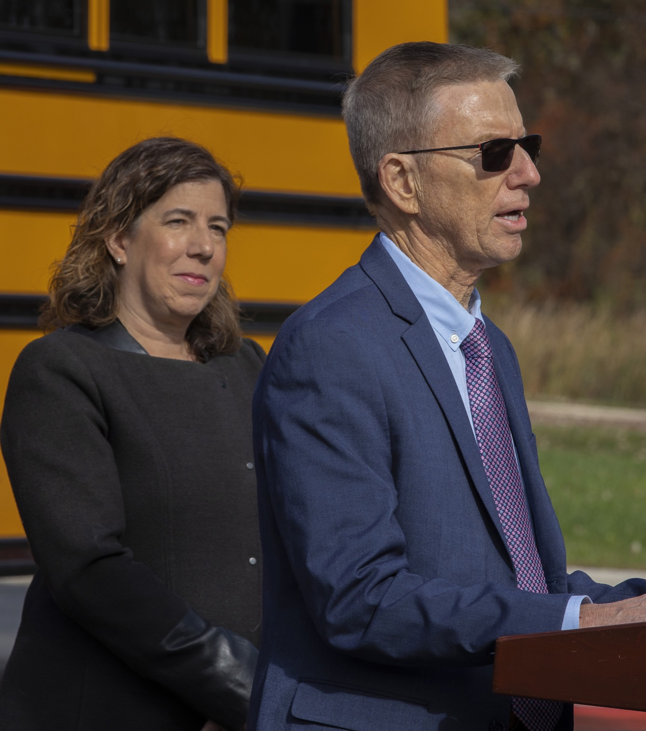 """<a href=""""http://filesource.abacast.com/commonwealthofpa/photo/17458_pdot_safeStop_0018.jpg"""" target=""""_blank"""">⇣Download Photo<br></a>Wolf Administration Stresses School Bus Safety, Announces Results of Enforcement Initiative"""