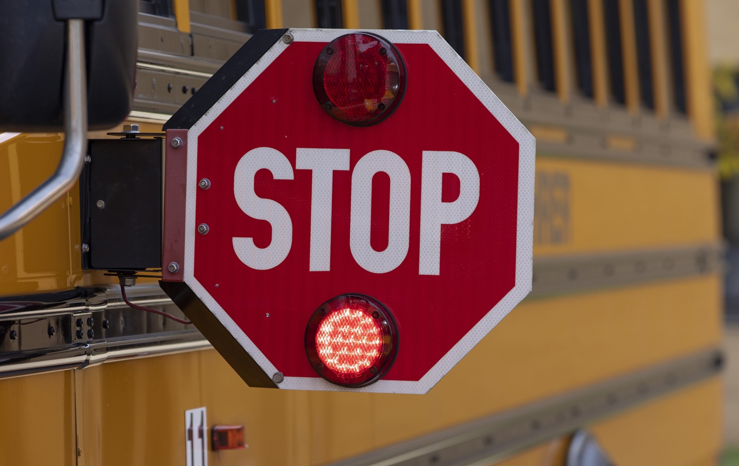 """<a href=""""http://filesource.abacast.com/commonwealthofpa/photo/17458_pdot_safeStop_0024.jpg"""" target=""""_blank"""">⇣Download Photo<br></a>Wolf Administration Stresses School Bus Safety, Announces Results of Enforcement Initiative"""