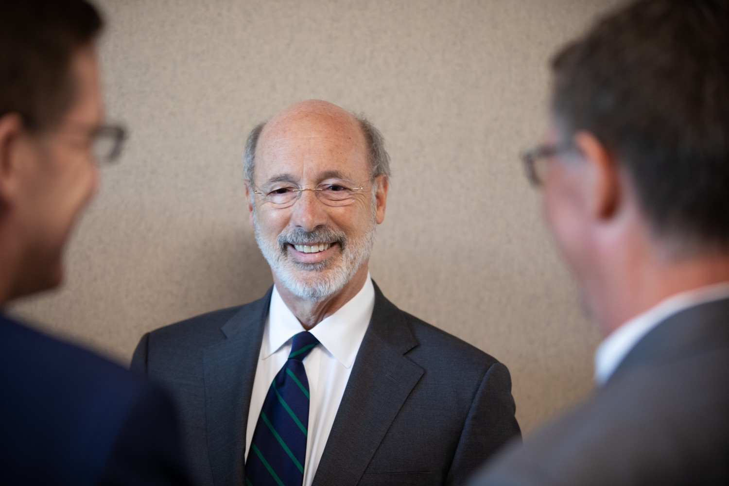 "<a href=""http://filesource.abacast.com/commonwealthofpa/photo/17467_gov_opioids_dz_015.JPG"" target=""_blank"">⇣ Download Photo<br></a>Boalsburg, PA  Governor Tom Wolf speaking with summit attendees. Governor Tom Wolf today kicked off his administrations first Opioid Command Center Opioid Summit: Think Globally, Act Locally, which brought together 200 individuals helping their communities fight the opioid crisis, including community organizations, non-profits, schools, health care workers, addiction and recovery specialists, and families affected by the opioid crisis.  Tuesday, October 1, 2019Harrisburg, PA  Governor Tom Wolf today kicked off his administrations first Opioid Command Center Opioid Summit: Think Globally, Act Locally, which brought together 200 individuals helping their communities fight the opioid crisis, including community organizations, non-profits, schools, health care workers, addiction and recovery specialists, and families affected by the opioid crisis.  Tuesday, October 1, 2019"